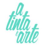 Logotipo de Atinta e arte